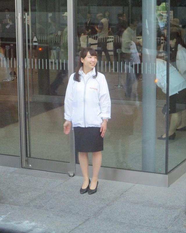 2019.6.13 (15) 送迎バス7号車 - トヨタ自動車 1200-1500