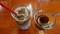 2019.6.13 (25あ) フレスコ - アイスコーヒーとプリン 800-450