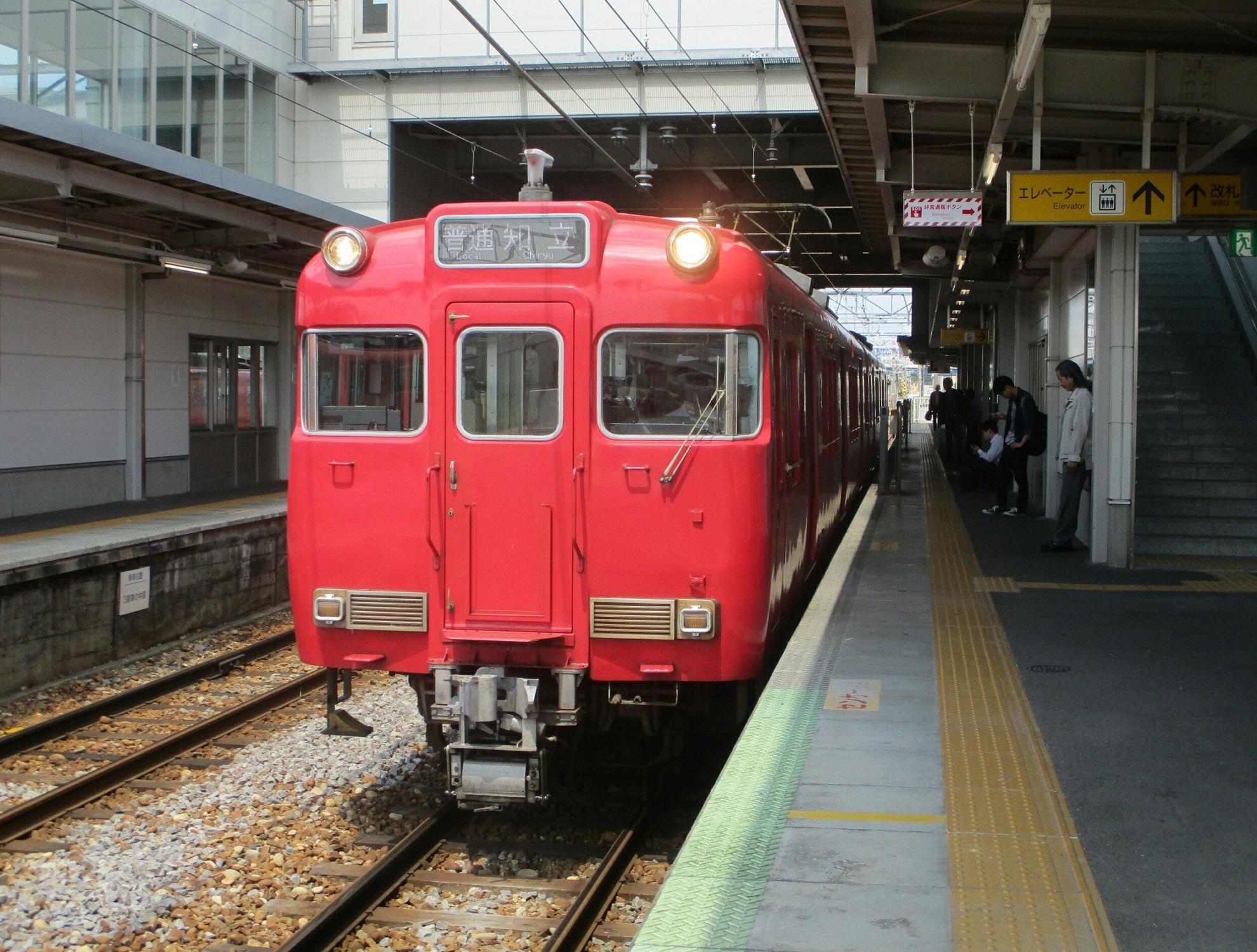 2019.6.13 (26) 土橋 - 知立いきふつう 1980-1500