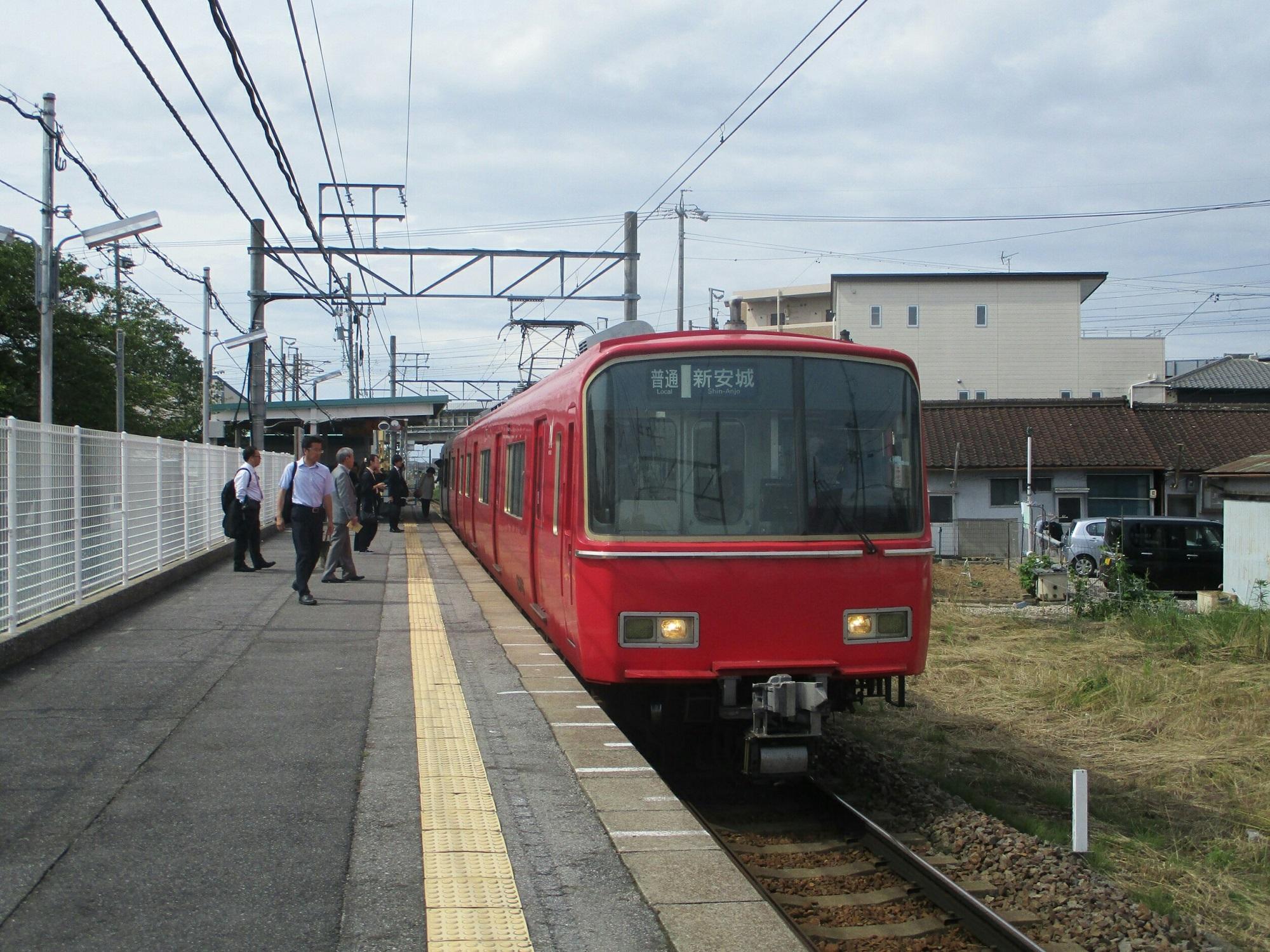 2019.6.14 (1) ふるい - しんあんじょういきふつう 2000-1500