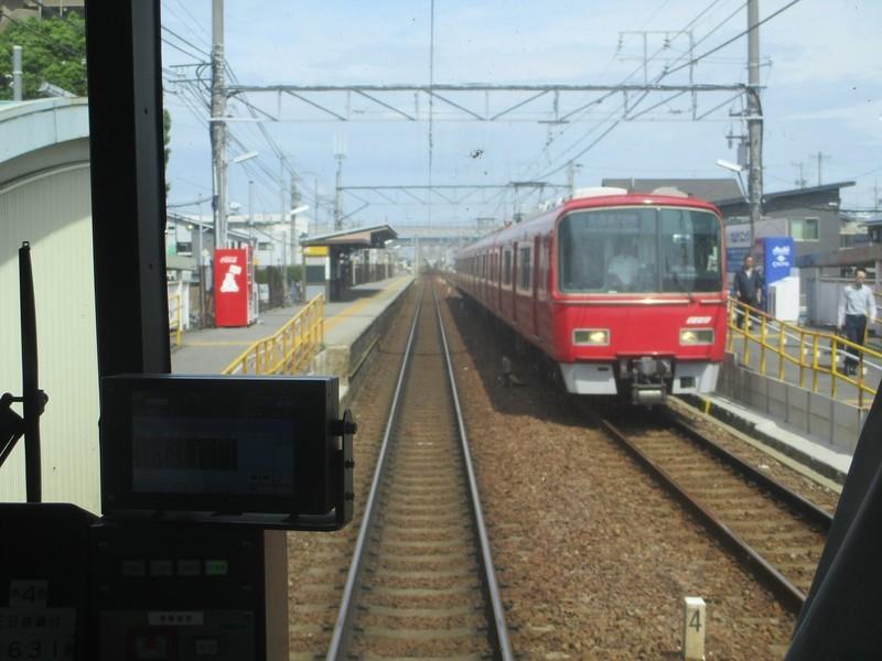 2019.6.14 (7) 弥富いき急行 - 牛田(東岡崎いきふつう) 1400-1050