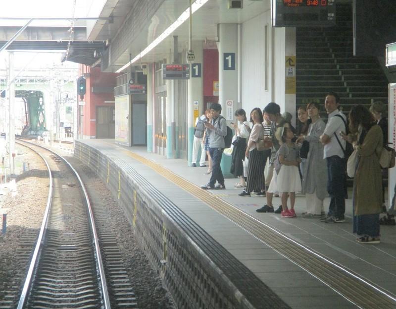 2019.6.14 (37) 弥富いき準急 - 金山 1540-1200