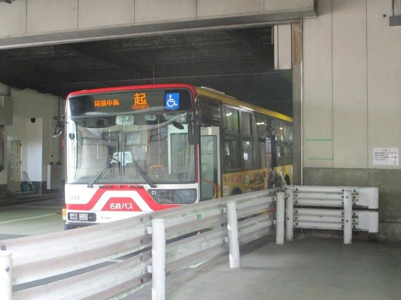 2019.6.18 (13) 名鉄一宮駅 - 起いきバス 1600-1200