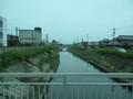 2019.6.18 (15) 起いきバス - 三条橋をわたる(野府川) 1600-1200