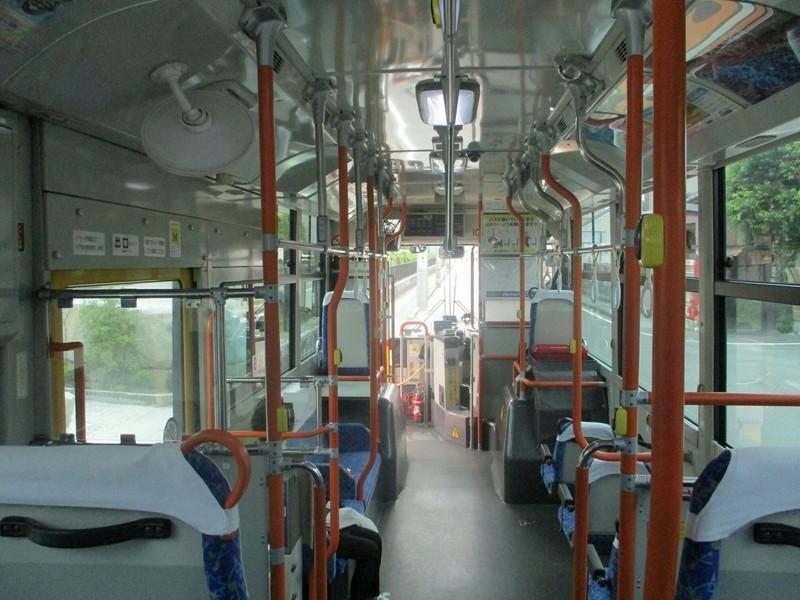 2019.6.18 (17) 起いきバス - 起工高・三岸美術館前バス停 1400-1050