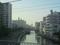 2019.6.20 (40) 豊橋いき急行 - 堀川をわたる 1600-1200