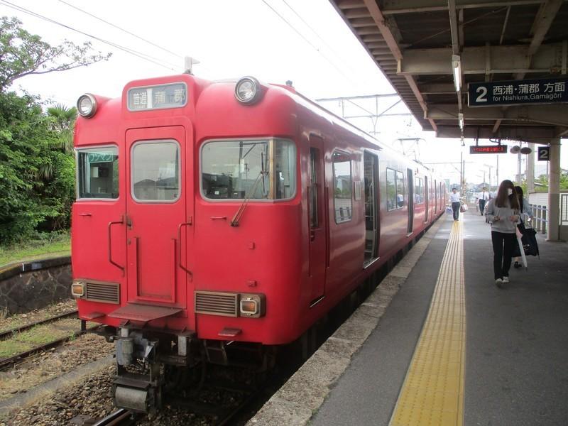2019.6.24 (20) 吉良吉田 - 蒲郡いきふつう 1800-1350