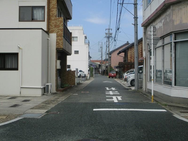 2019.6.24 (1005) 西町 - 中央本町交差点すぐきたからにしむき 1600-1200