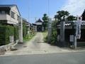2019.6.24 (1009) 西町 - 薬証寺 2000-1500
