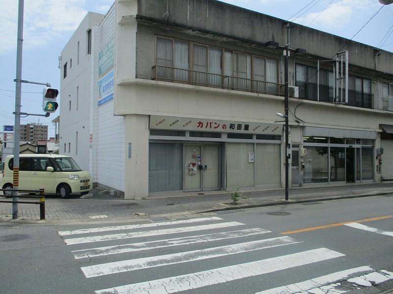 2019.6.24 (1063) 西町 - カバンの和田屋 2000-1500