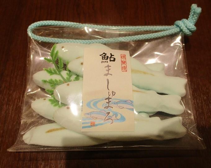 2019.6.24 (1055-4) 御菓子司大和屋 - あゆましゅまろ 680-540
