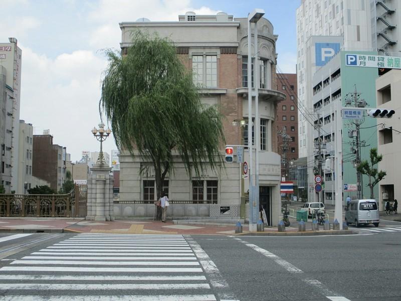 2019.6.26 (8) 納屋橋 - 旧加藤商会ビル 2000-1500