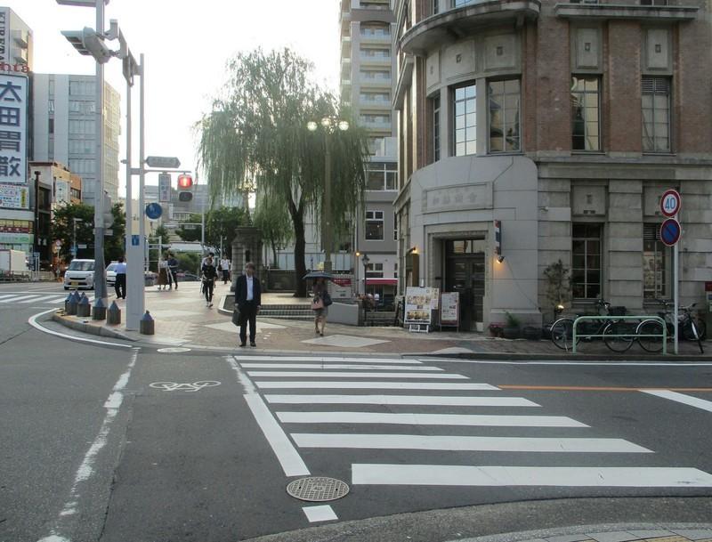2019.6.28 (20) 納屋橋 - 旧加藤商会ビル 1970-1500