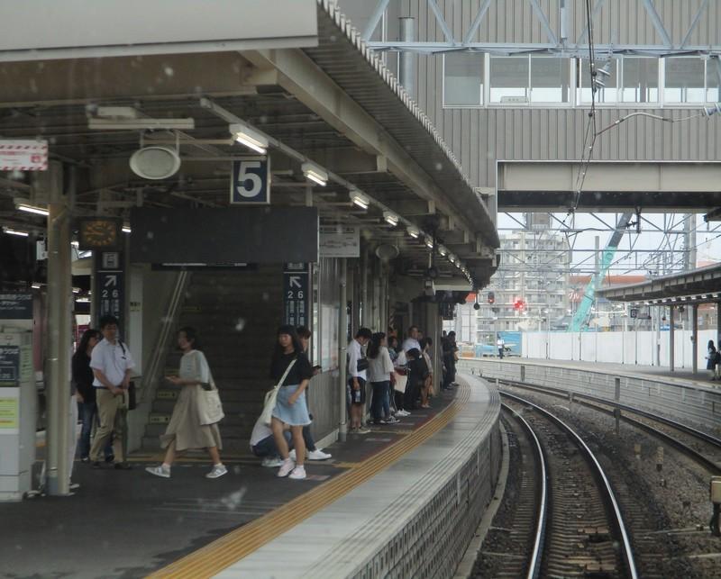 2019.6.30 (11) 岐阜いき特急 - 知立 1680-1350