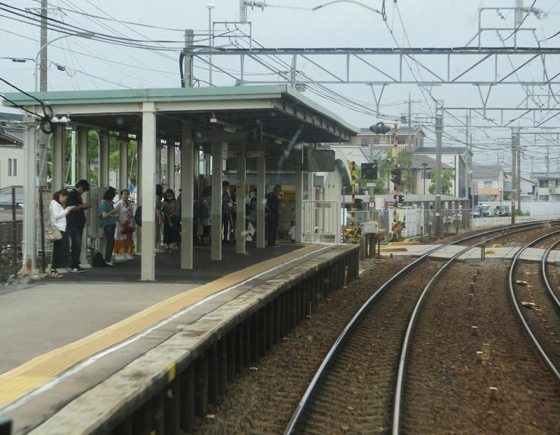 2019.6.30 (14) 岐阜いき特急 - 一ツ木 1740-1350