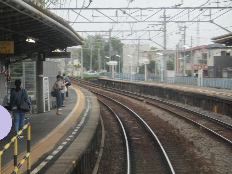 2019.6.30 (28) 岐阜いき特急 - 本星崎 1200-900