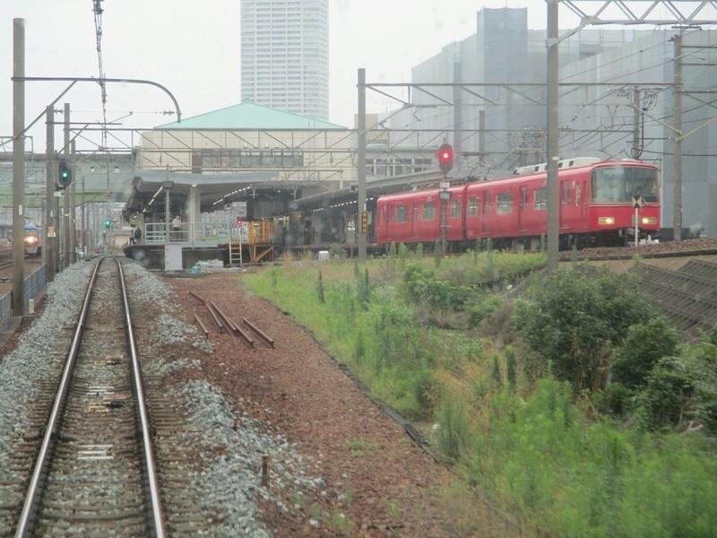 2019.6.30 (37) 岐阜いき特急 - 神宮前(知多半田いきふつう) 2000-1500