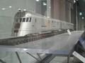 2019.6.30 (66) トヨタ博物館 - バーリントンゼファー機関車の模型 2000-1500