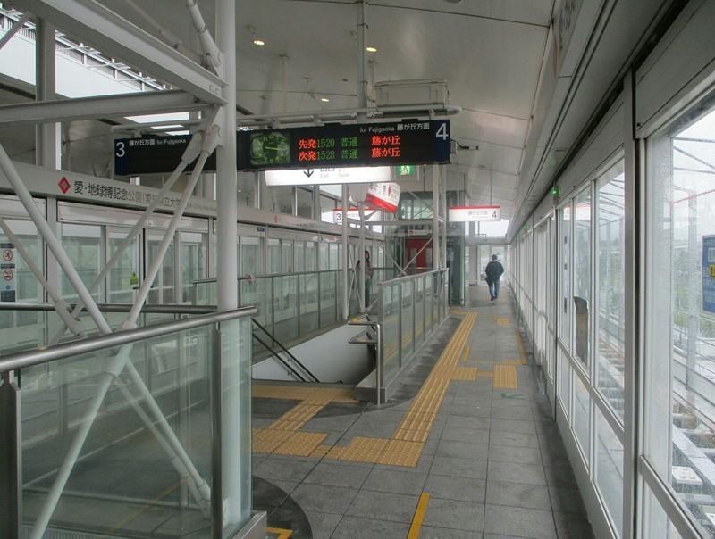 2019.6.30 (84) 愛・地球博記念公園 - にしいきホーム 1590-1200