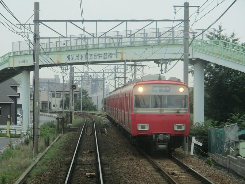 2019.7.2 (4) 弥富いき急行 - 知立てまえ(吉良吉田いき急行) 2000-1500