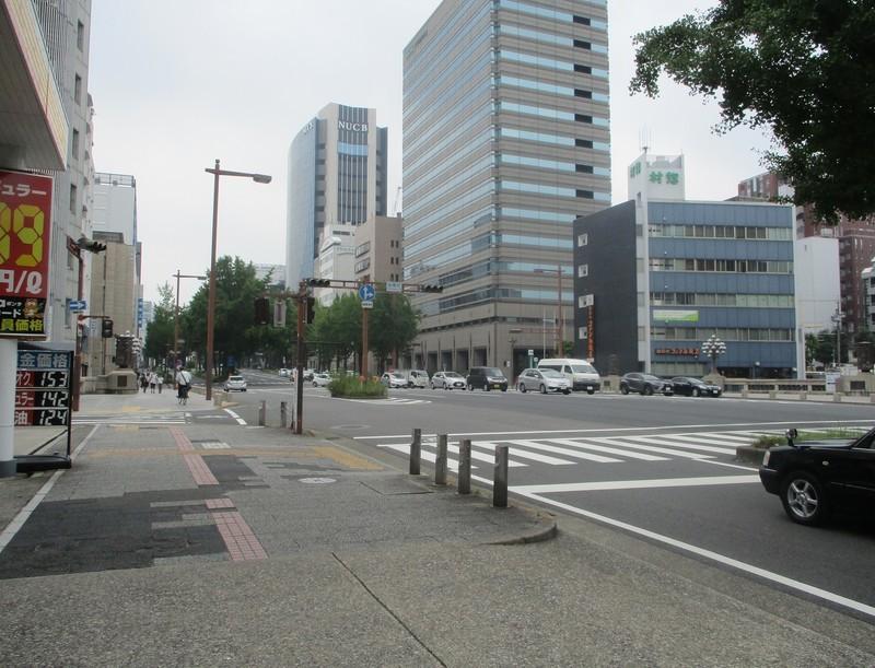2019.7.3 (12) 桜どおり - 桜橋(ひがしむき) 1570-1200
