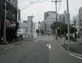 2019.7.3 (19) 伝馬橋にしふたつめ交差点からひがしむき 1760-1350