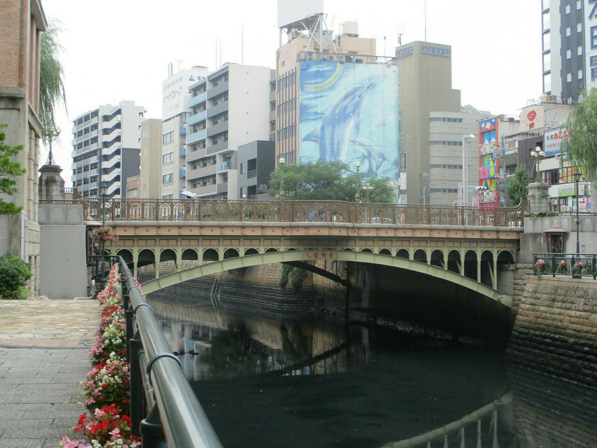 2019.7.3 (24) 堀川 - 納屋橋 2000-1500