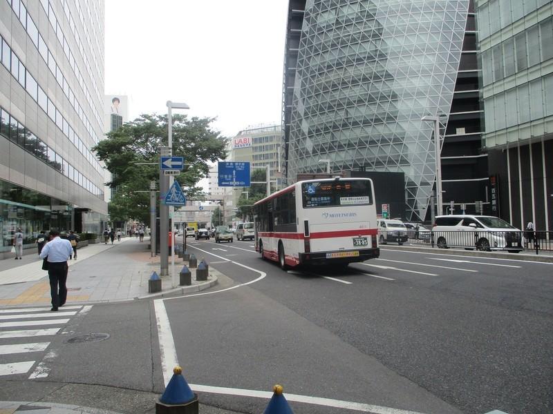 2019.7.3 (31) 笹島東バス停 - 津島駅いきバス 1600-1200