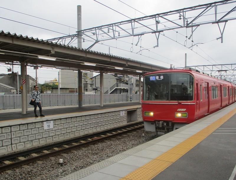2019.7.3 (38) 知立 - 豊橋いき急行 1520-1160