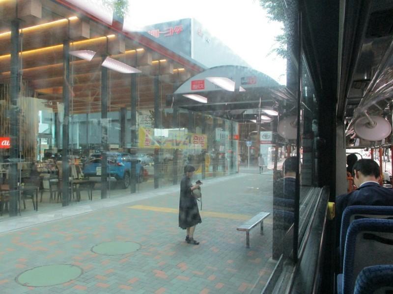 2019.7.9 (4) 名古屋駅いきバス - 高辻(南)バス停 1400-1050