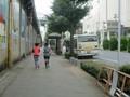 2019.7.9 (10) 六反公園バス停 - 名古屋駅いきバス 1600-1200