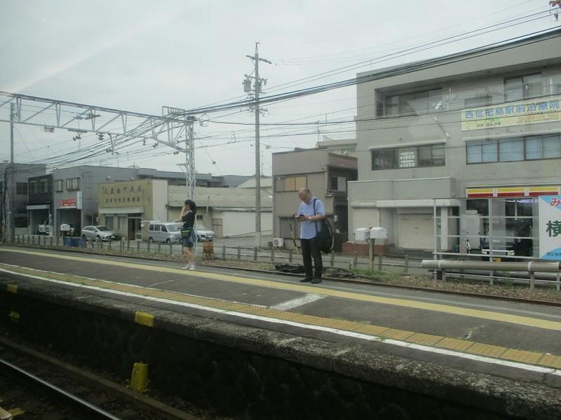 2019.7.10 (1) 岐阜いき特急 - 西枇杷島 1600-1200