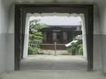 2019.7.10 (13) 起宿 - 本誓寺(ほんせいじ)の楼門 2000-1500