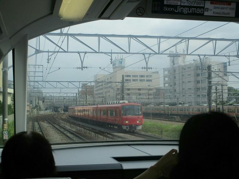 2019.7.10 (15) 豊橋いき快速特急 - 金山神宮前間(岩倉いきふつう) 2000-150