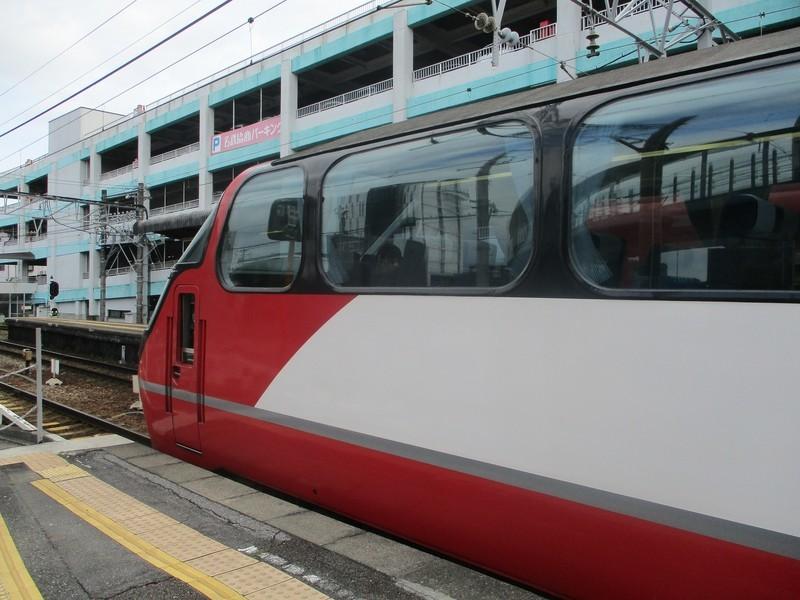 2019.7.10 (16) 東岡崎 - 豊橋いき快速特急 1600-1200