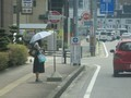 2019.7.24 (7) JR岡崎駅いきバス - 岡崎市シビックセンターバス停 2000-1500