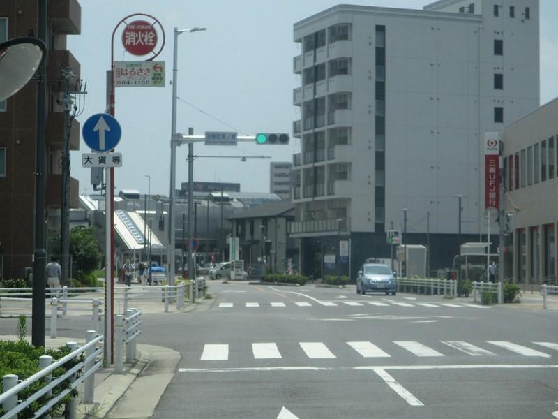 2019.7.24 (9) JR岡崎駅いきバス - 羽根町東ノ郷交差点 1400-1050