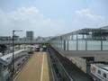 2019.7.24 (13) JR岡崎駅 - 東西自由通路からみなみをみる 1600-1200
