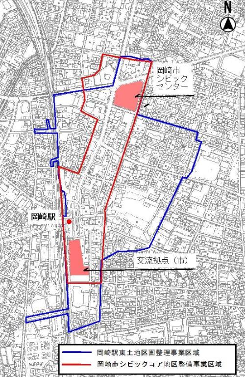 岡崎市シビックコア地区 500-768