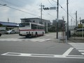 2019.7.25 (11) 愛教大前交差点 - イオン三好店アイモール前いきバス 1600-120