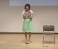 2019.7.30 (7) アンフォーレ - 石川恵深さんの朗読(百姓家) 1700-1450