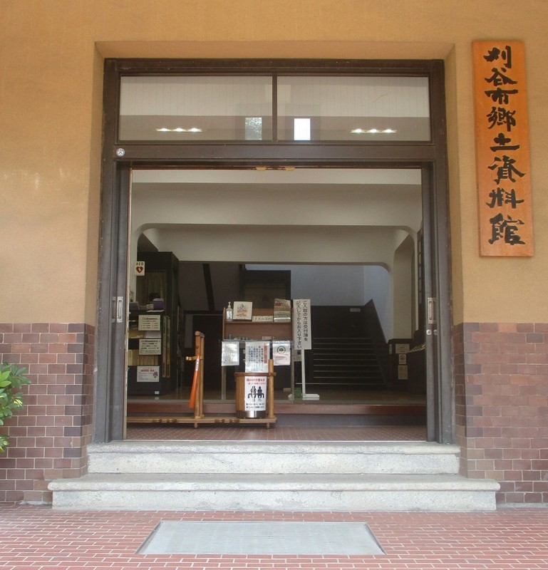 2019.7.30 (16-1) 旧亀城小学校 - 玄関 1710-1780