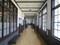 2019.7.30 (22) 旧亀城小学校 - 2階廊下 2000-1500