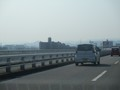2019.8.1 (1) 美矢井橋で矢作川をわたる 1200-900