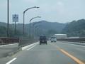 2019.8.1 (9) 飛竜大橋で天竜川をわたる 1600-1200