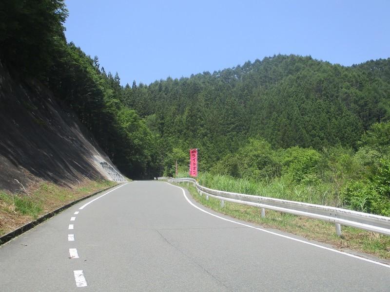 2019.8.1 (24) 国道152号線 - 兵越峠みなみ 1200-900