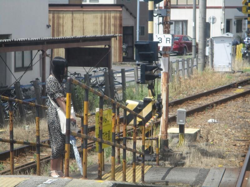 2019.8.14 (9) 吉良吉田いきふつう - 西幡豆 2000-1500