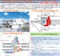 坂部たかし后援会だより2016年新春号 - しんあんじょうえき橋上駅化案