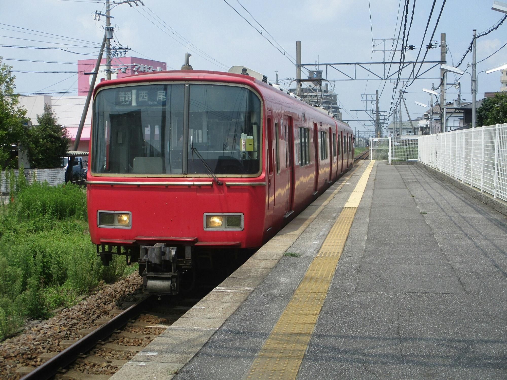 2019.8.18 (1) ふるい - 西尾いきふつう 2000-1500
