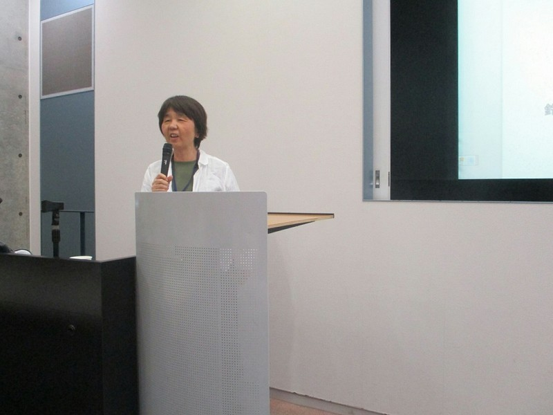 2019.8.18 (8) 西尾市史講座「弥生時代の西尾」 - 鈴木とよ江さん 1200-900